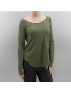 Vero Moda T-Shirt manches longues vmLua vert