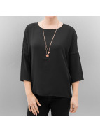 Vero Moda T-Shirt vmCigi 3/4 noir
