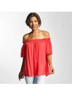 Vero Moda T-Shirt vmPatricia red