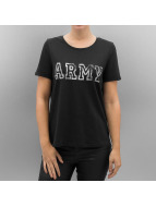 Vero Moda t-shirt vmArmy zwart