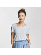 Vero Moda T-shirtar Lua blå