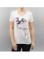 Vero Moda T-Shirty vmKitty rózowy