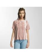 Vero Moda T-Shirty vmMaila rózowy
