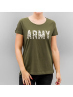 Vero Moda T-Shirty Vmarmy zielony