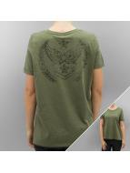 Vero Moda T-skjorter vmArmy grøn