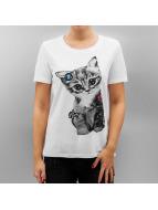 Vero Moda T-skjorter Vmbiba hvit