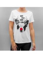 Vero Moda T-skjorter VmMy hvit