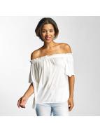 Vero Moda T-skjorter vmPatricia hvit