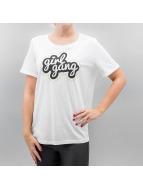 Vero Moda T-skjorter vmWilly Patch hvit