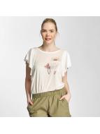 Vero Moda T-skjorter vmLife hvit