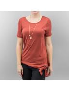 Vero Moda T-skjorter vmMilas red