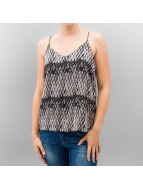 Vero Moda Top vmFolly grau
