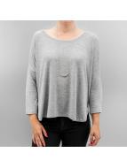 Vero Moda Top vmCora Essie 2/4 gray