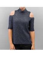 Vero Moda Tričká dlhý rukáv vmLoura modrá