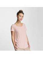 Vero Moda Tričká Lua ružová