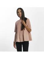 Vero Moda Tričká vmBardot ružová