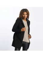 Vero Moda vmMelena Rich 3/4 Wool Jacket Black Beauty
