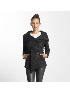 Vero Moda vmMunich Loop Wool Jacket Dark Grey Melange