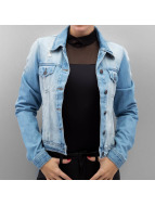 Vero Moda Veste demi-saison vmAnger bleu
