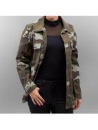 Vero Moda Veste mi-saison légère VmEmma camouflage