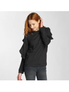 vmFrilly Sweatshirt Blac...