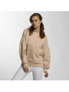 vmPuffy Sweatshirt Peach...