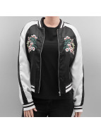 vmSatty Bomber Jacket Bl...