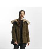 Vero Moda Winter Jacket vmMandri olive