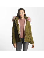 Vero Moda Winter Jacket vmRenia olive