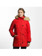 Vero Moda Winterjacke vmExcursion Expedition 3/4 rot