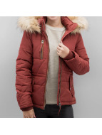 Vero Moda winterjas vmIlka rood