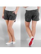 VILA Shorts ViAlways gris