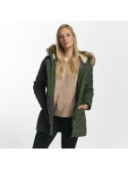 Vintage Industries Winterjacke Hailey olive