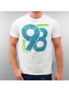 Voi Jeans T-Shirt Pixal weiß