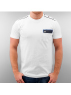 Voi Jeans t-shirt Carrick wit