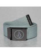 Volcom Belt Circle Web gray