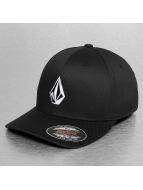 Volcom Flexfitted Cap Full Stone nero