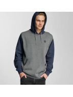 Volcom Hoodie Single Color Blocked grey