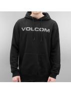 Volcom Hoody Impact schwarz