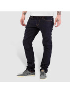 Volcom Jeans Straight Fit Vorta bleu