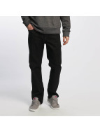 Volcom Jeans Straight Fit Kinkade Denim noir