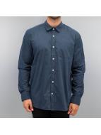 Volcom overhemd Everett Solid blauw