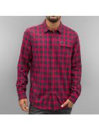 Volcom overhemd Fulton rood