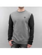 Volcom Pullover Single Color Blocked Basic grau