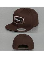 Volcom Snapback Cap Cresticle braun