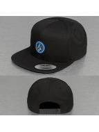 Volcom Snapback Cap Quarter schwarz