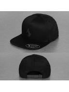 Volcom snapback cap Full Stone zwart
