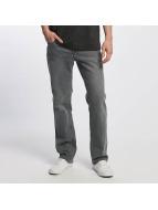 Volcom Straight Fit Jeans Solver Denim grau