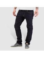 Volcom Straight Fit Jeans Vorta mavi