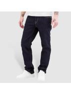 Volcom Straight Fit Jeans Solver mavi